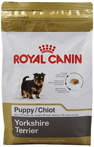 Royal Canin Yorkshire Puppy Dry Dog Food, 2.5-Pound Bag