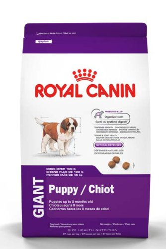 Royal Canin Giant Puppy Dog Food, 30-Pound