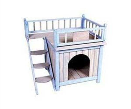 Ware Manufacturing Kings Kastle Cat And Dog House The