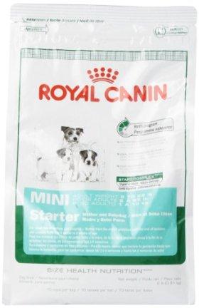 Royal Canin Mini Starter Mother and Babydog, Dry Dog Food Formula, 2-Pound Bag