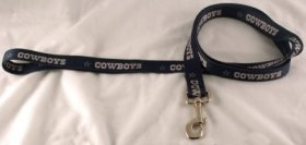 NFL Dallas Cowboys Pet Lead, Small, Team Color