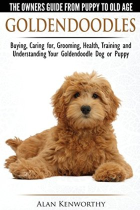 Goldendoodles – The Owners Guide from Puppy to Old Age – Choosing, Caring for, Grooming, Health, Training and Understanding Your Goldendoodle Dog