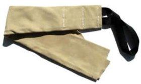 Leather Puppy Bite Rag with Handle RedLine K9