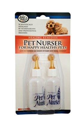 Pet Nurser Bottles Kit, 2.2 oz, 2 Pk