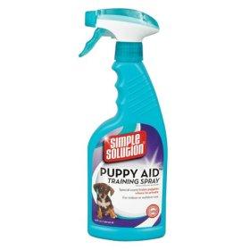 Simple Solution Puppy Aid Training Spray – 16 oz spray