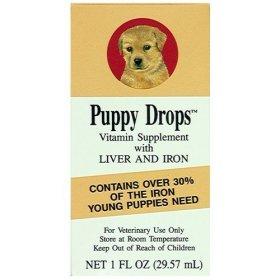 Tomlyn Puppy Liquid Vitamin Drops, 1-Ounce