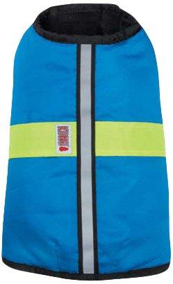 Kong Nor'easter Dog Coat, Medium, Blue