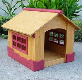 Merry Pet Ice Cream House – Small Wood Pet House