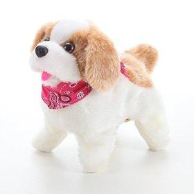 Cute Little Puppy – Flip over Dog, Somersaults, Walks, Sits, Barks
