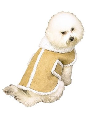 Faux Shearling Coats – Small Coat