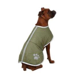 Zack & Zoey Nor'Easter Blanket Coat Large, Green