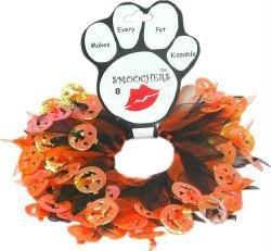 Dog Supplies Pumpkin Smoochers Xl Pumpkin