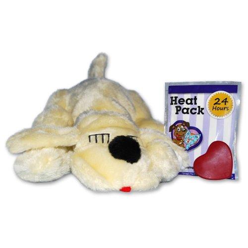 Smart Pet Love Snuggle Puppy Behavioral Aid Toy, Golden