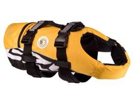 EzyDog Doggy Flotation Device (DFD), Medium, Yellow