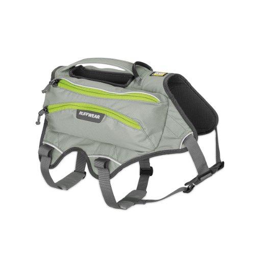 Ruffwear Singletrak Backpack for Pets, Small, Cloudburst Gray