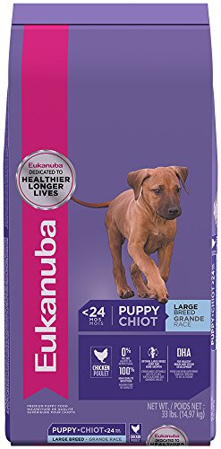 EUKANUBA Puppy Large Breed Puppy Food 33 Pounds