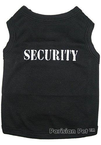 Parisian Pet Security Dog T-Shirt, Small