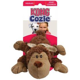 KONG Spunky Monkey Cozie Dog Toy, Small