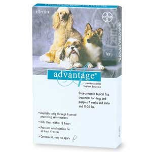 Advantage – For Dogs And Puppies 11-20 Lb