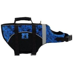 Body Glove Pet Flotation Device, Small, Black/Blue