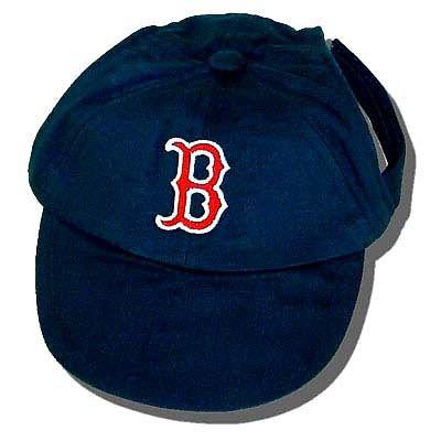 Sporty K9 Boston Red Sox Dog Cap, Small