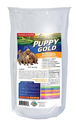 Animal Naturals K9 'Puppy Gold' Growing Puppy Nutrition Supplement, 15-Pound