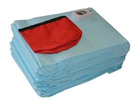 Puppy Training Kit and Downloadable Ebook. Comes With 10 XL Puppy Pads, Treat Bag And Clicker