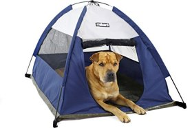 Milliard Outdoor Pet Tent/Camping Dog Tent – 33x28x44in