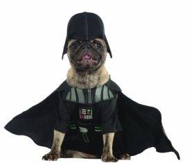 Rubies Costume Star Wars Collection Pet Costume, Medium, Darth Vader