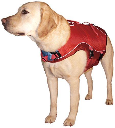 Kurgo Dog Life Jacket, Red/Red, Small
