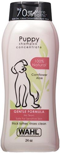 Wahl 100% Natural Pet Gentle Puppy Shampoo #820002T