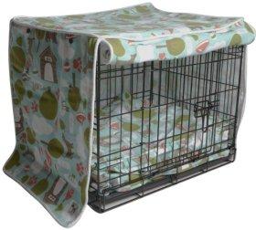 molly mutt bleecker street crate cover, small