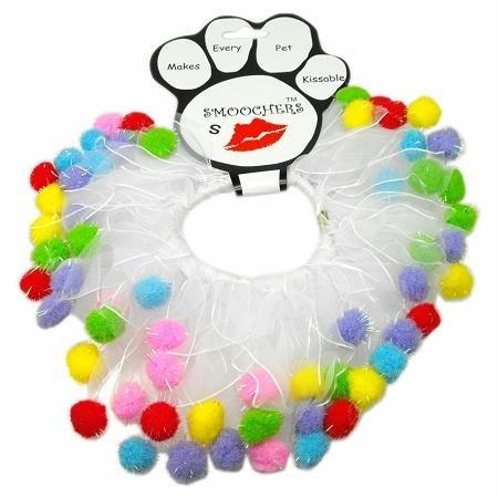Mirage Pet Products Birthday Fuzzy Wuzzy Smoochers L (16″) Fuzzy