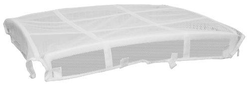 IRIS CI-604 Mesh Roof for 4 Panel Exercise Pen, White