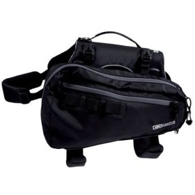Canine Equipment Ultimate Trail Dog Pack, Large, Black
