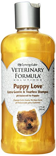 SynergyLabs Veterinary Formula Solutions Puppy Love Extra Gentle & TearlessShampoo; 17 fl. oz.
