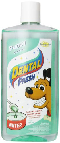 SYNERGY LABS 369049 Dental Fresh Puppy, 17-Ounce