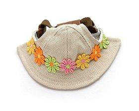 HAPEE Chic Lovely Beret Cartoon Design Style Pet Hat