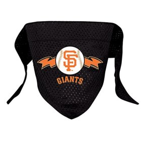 Hunter MFG San Francisco Giants Mesh Dog Bandana, Large