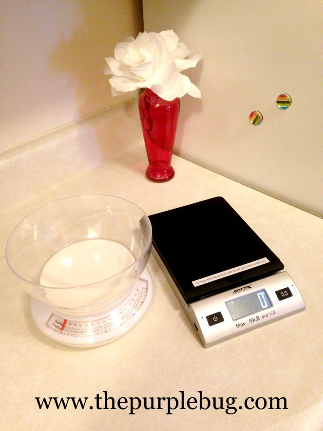 Digital kitchen scales are worth the extra cost and are far superior