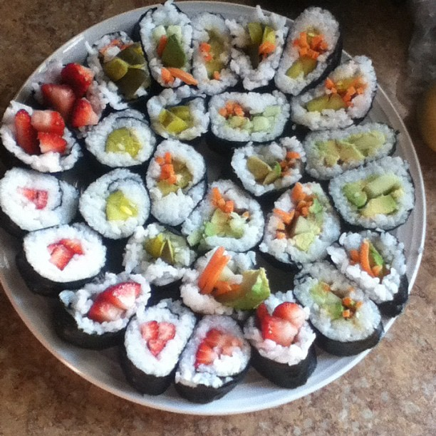 Host a sushi party without breaking the bank