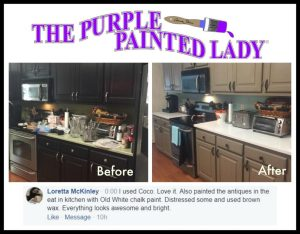 Extender The Purple Painted Lady