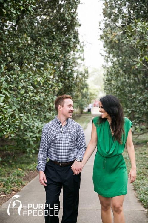 Dallas Arboretum Engagements