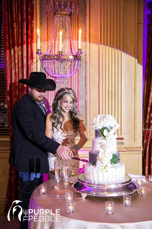 Fort Worth Club Cake Cutting
