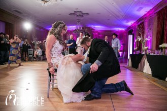 Fort Worth Club Wedding Reception