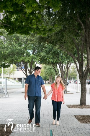 Downtown Dallas Engagements
