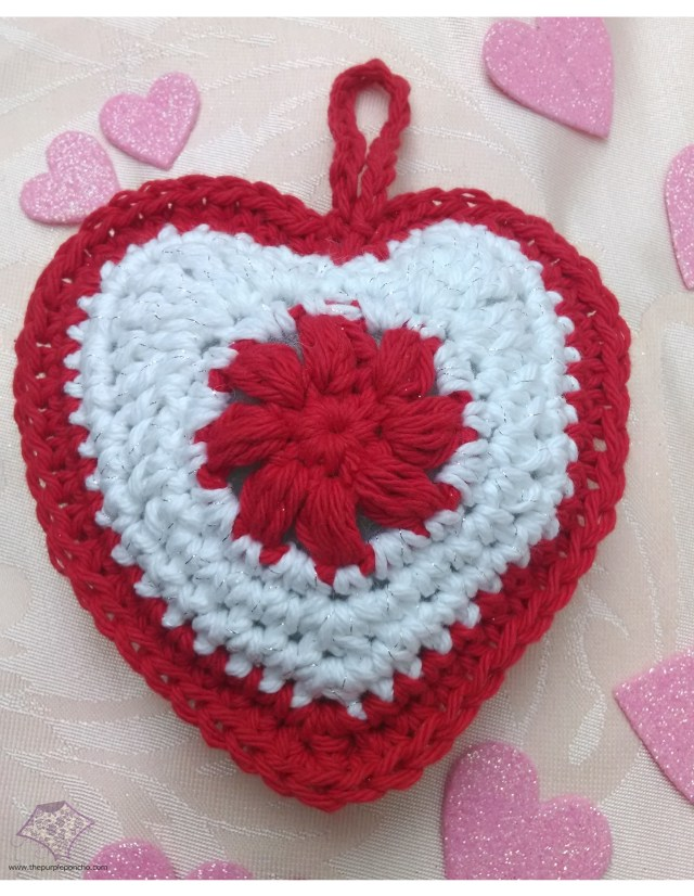 Sachet of Love - Red Hearts