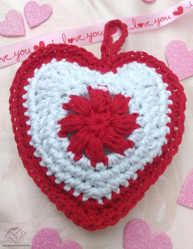 Sachet of Love - Red Ribbon