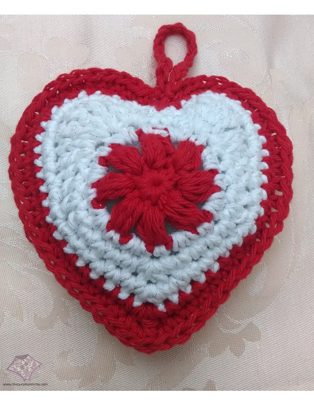 Sachet of Love - Red