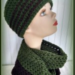 Favorite Hat & Scarf Set – Two Free Crochet Patterns